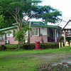 Building housing the office of the Micronesian Legal Services Corporation on Yap