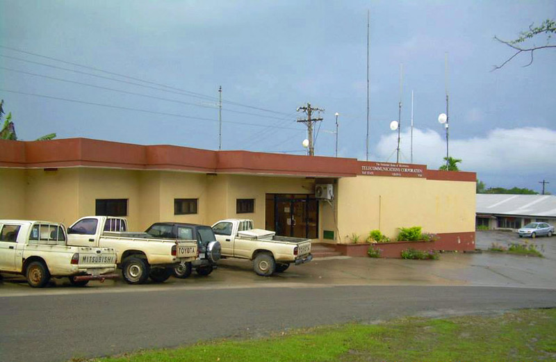 FSM Telecommunications Corporation/Yap Office, 2011
